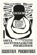 lotta all'internamento 14 aprile 1969