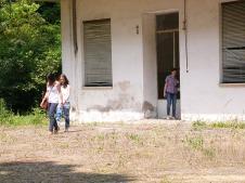 2 Visitatori Direzione manicomio di rovigo