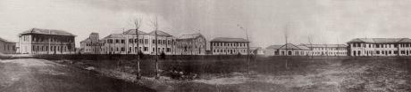 O.P.P. di Rovigo 1930 fronte mezzogiorno e sera