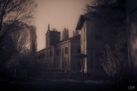 Manicomio fot. di Rovigo - Domenico Monteleone