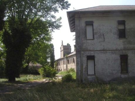 Manicomio fot. di Rovigo - Spartaco Ferrarese