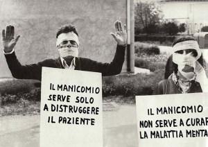 manicomio rovigo manifestazione I maggio 1979